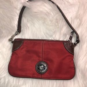 Dooney & Bourke wallet wristlet good condition